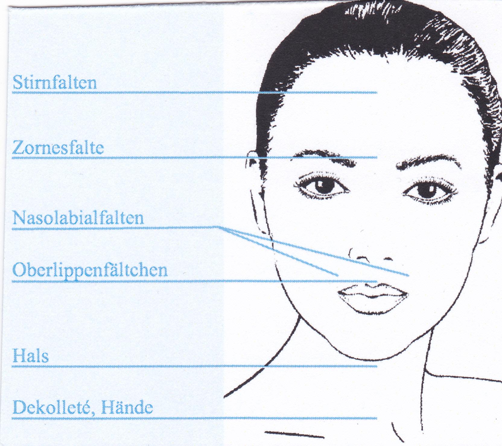 Faltenunterspritzung von Heilpraxis Nau